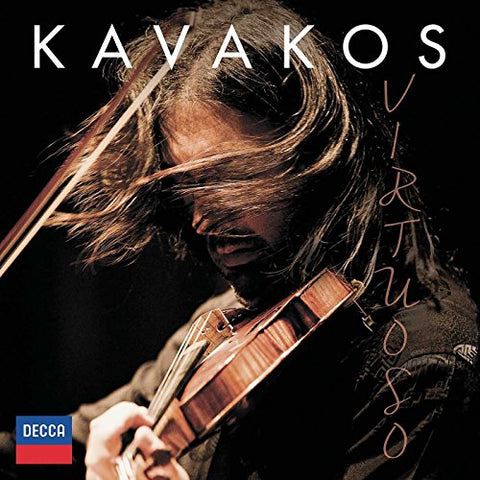 Leonidas Kavakos - Virtuoso Audio CD