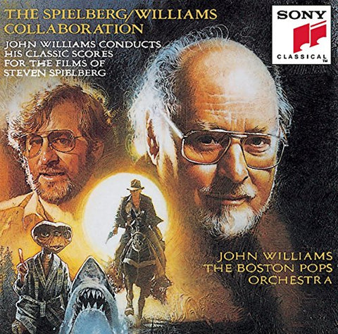 Boston Pops - John Williams Conducts His Classic Scores For The Films Of Steven Spielberg Audio CD