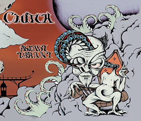 Clutch - BLAST TYRANT Audio CD