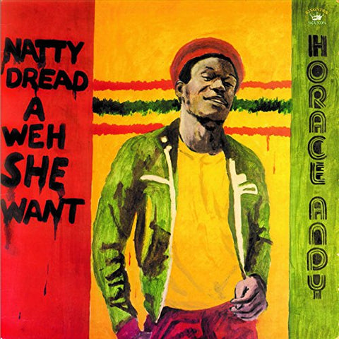 HORACE ANDY - Natty Dread a Weh She Went [VINYL]