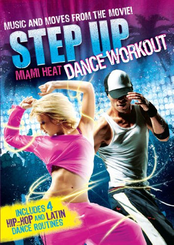 Step Up: The Workout [DVD]
