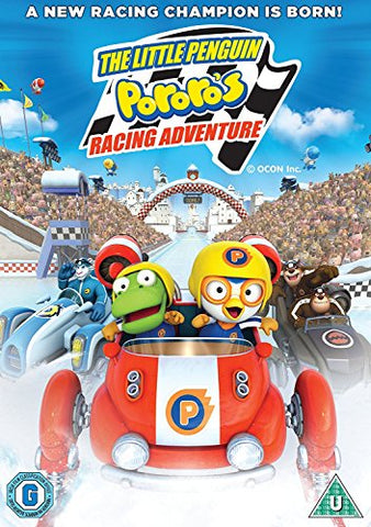 Little Penguin: Pororo's Racing Adventure [DVD]