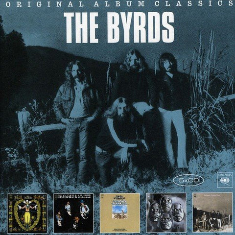The Byrds - Original Album Classics: Sweetheart of the Rodeo / Dr. Byrds and Mr. Hyde / Ballad Of Easy Rider / Byrdmaniax / Farther Along Audio CD