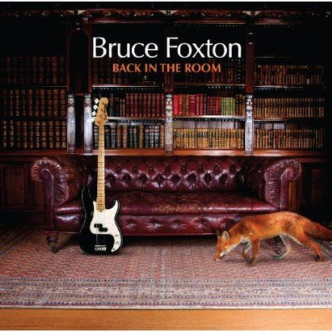Bruce Foxton - Back In The Room Audio CD