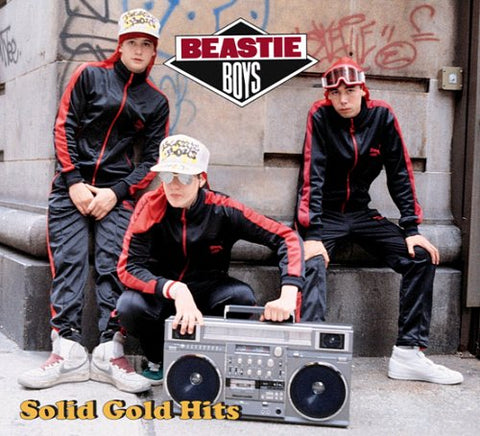 Beastie Boys - Solid Gold Hits Audio CD