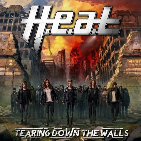 H.E.A.T - Tearing Down The Walls Audio CD