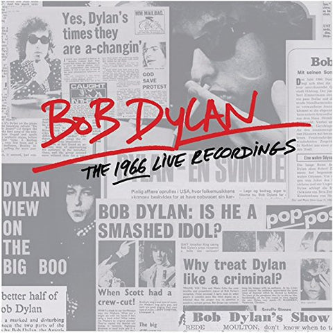 Bob Dylan - The 1966 Live Recordings [36 CD]