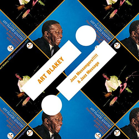 Art Blakey - Impulse 2-on-1: Jazz Messengers!!!!! / A Jazz Message Audio CD