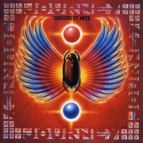 Journey - Greatest Hits Audio CD