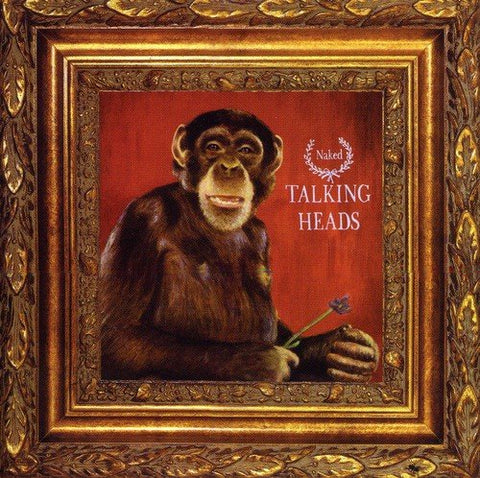 Talking Heads - Naked Audio CD