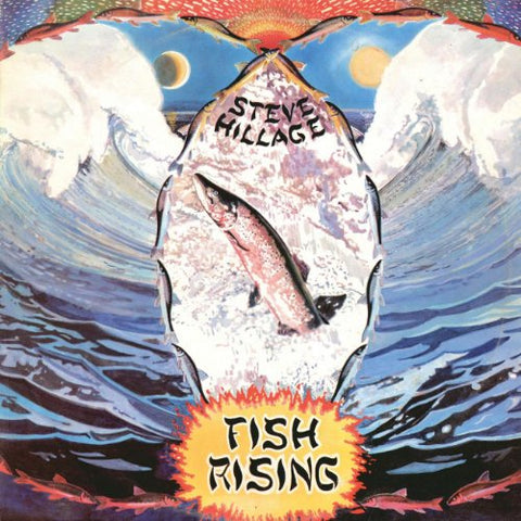 Steve Hillage - Fish Rising Audio CD