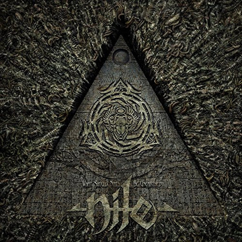 Nile - What Should Not Be Unearthed Audio CD