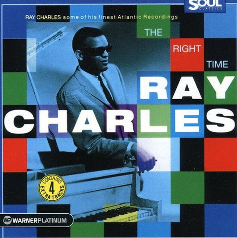 Ray Charles - The Right Time Audio CD