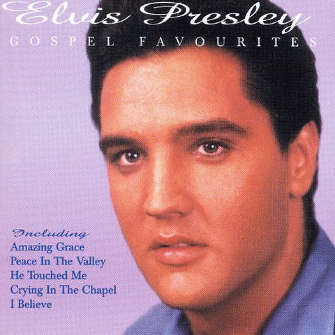 Elvis Presley - Gospel Favourites Audio CD