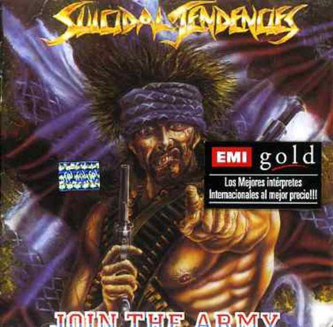 Suicidal Tendencies - Join The Army Audio CD