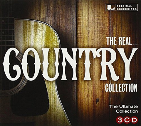 The Real... Country Collection Audio CD