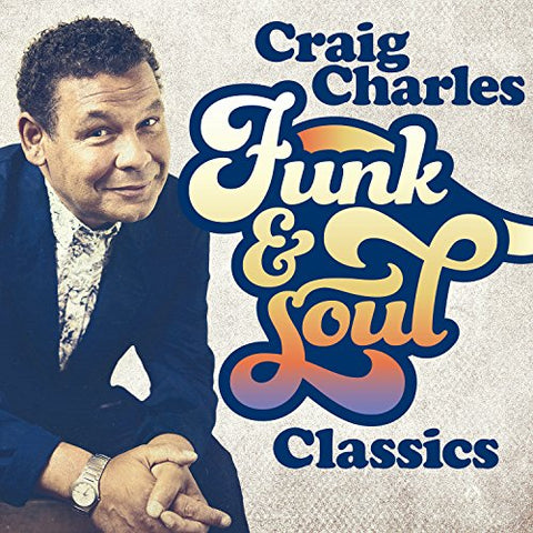 Craig Charles Funk And Soul Classics Audio CD