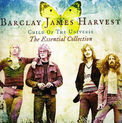 Barclay James Harvest - Child Of The Universe: The Essential Collection Audio CD