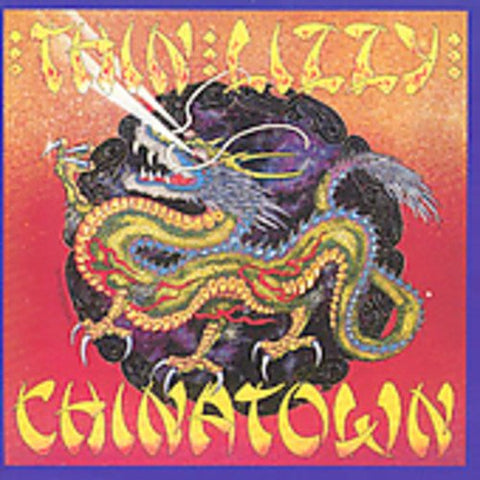 Thin Lizzy - Chinatown Audio CD