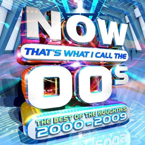 Now Thats What I Call The 00S Audio CD