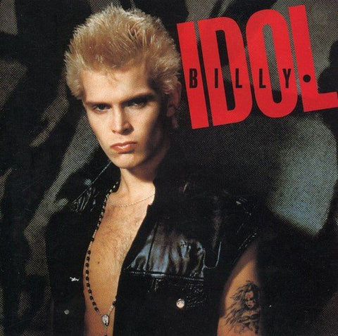 Billy Idol - Billy Idol Audio CD