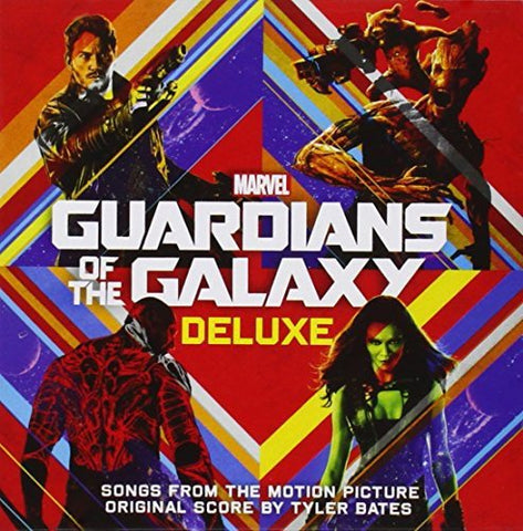 Guardians Of The Galaxy Audio CD