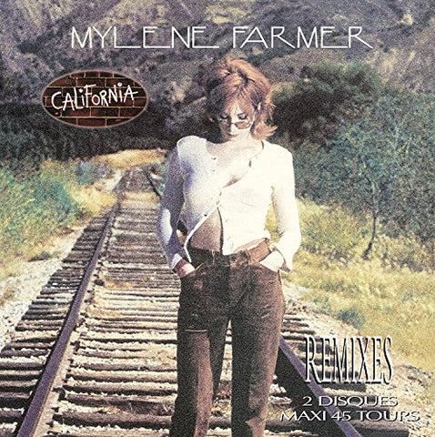 Mylène Farmer - California [12 VINYL]