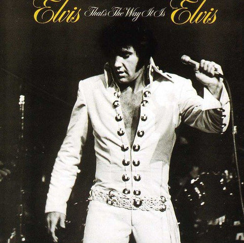Elvis Presley - Elvis - Thats The Way It Is Audio CD