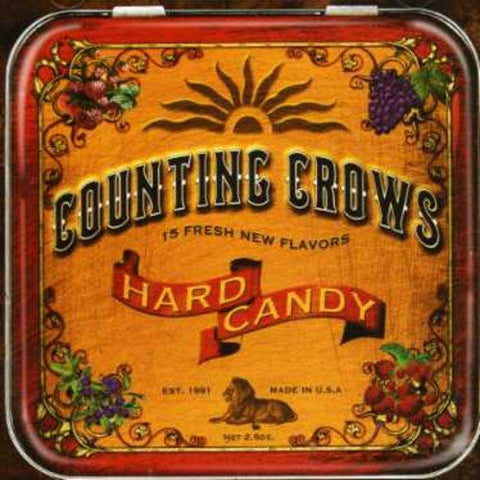Counting Crows - Hard Candy Audio CD