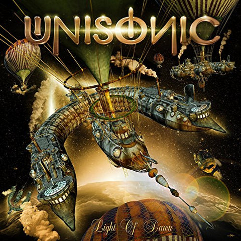 Unisonic - Light Of Dawn Audio CD