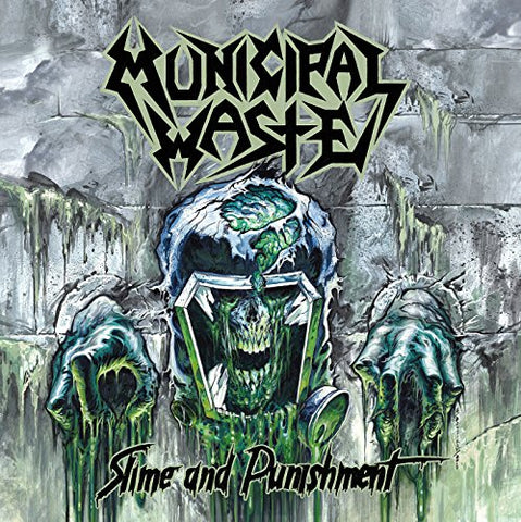 Municipal Waste - Slime And Punishment Audio CD