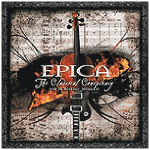 Epica - The Classical Conspiracy Audio CD
