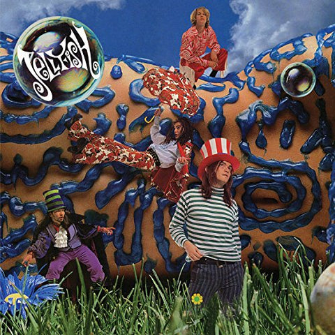 Jellyfish - Bellybutton Audio CD
