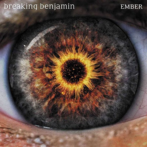 Breaking Benjamin - Ember Audio CD