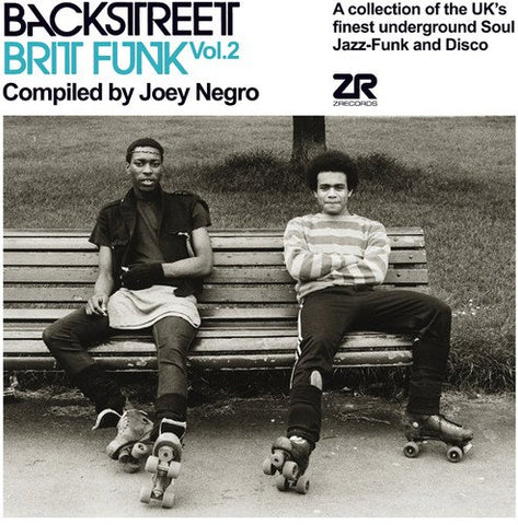 BACKSTREET BRIT FUNK VOL.2 COMPILED BY JOEY NEGRO