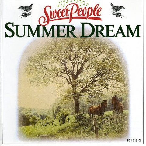 Sweet People - Summer Dream Audio CD