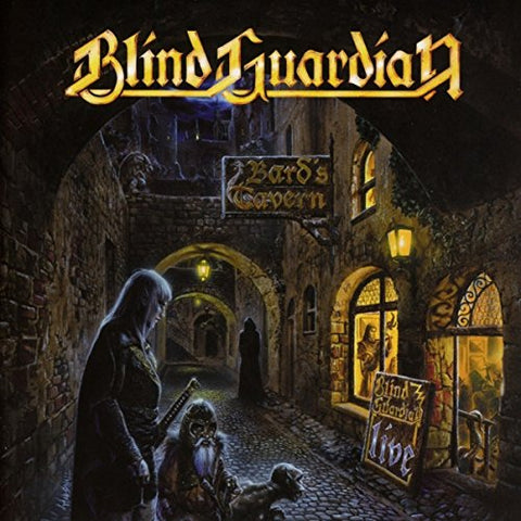 Blind Guardian - Live Audio CD