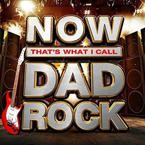 NOW Thats What I Call Dad Rock Audio CD