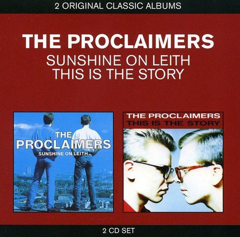 The Proclaimers - Sunshine On Leith / This Is The Story Audio CD