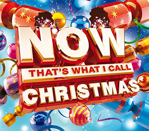 Now Thats What I Call Christmas Audio CD
