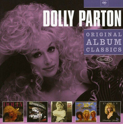 Parton Dolly - Original Album Classics Audio CD