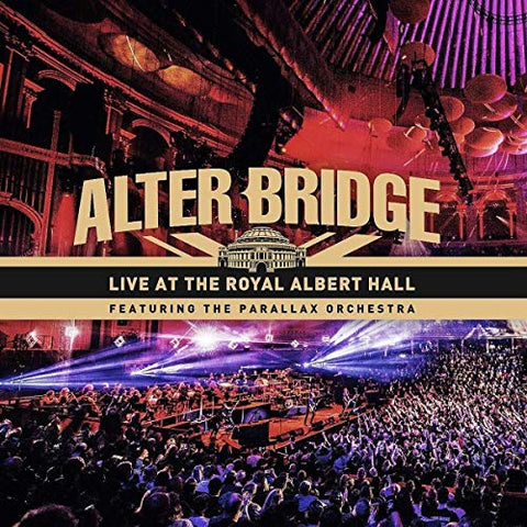 Live At The Royal Albert Hall Featuring The Parallax Orchestra Blu-ray
