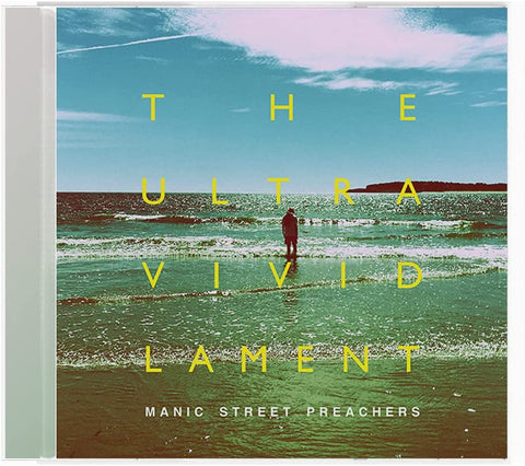 Manic Street Preachers - The Ultra Vivid Lament [CD] Released On 03/09/2021