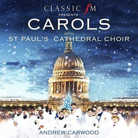 St. Paul's Cathedral Choir - Carols With St. Paul's Cathedral Choir Audio CD