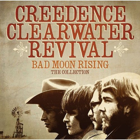 Creedence Clearwater Revival - Bad Moon Rising: The Collection Audio CD