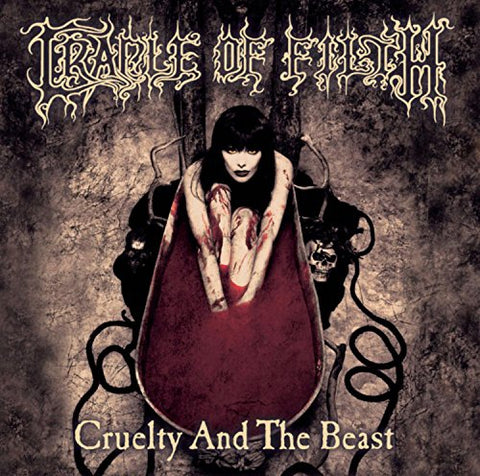 Cradle Of Filth - Cruelty and The Beast Audio CD