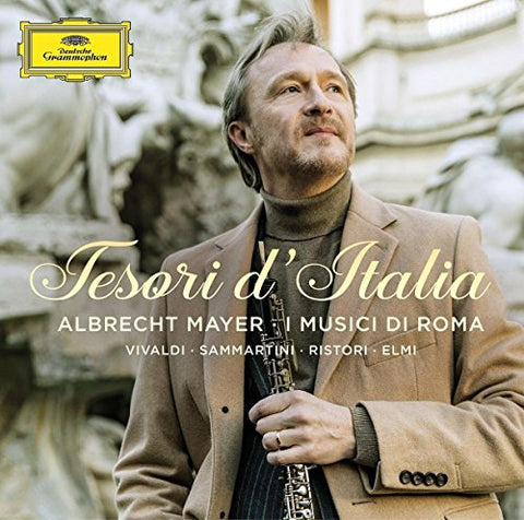 Albrecht Mayer - Tesori dItalia Audio CD