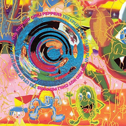 Red Hot Chili Peppers - The Uplift Mofo Party Plan Audio CD