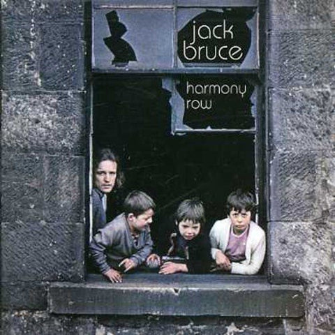 Jack Bruce - HARMONY ROW Audio CD