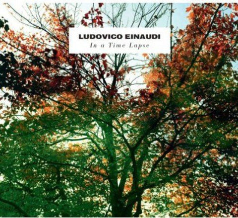 Ludovico Einaudi - In A Time Lapse Audio CD